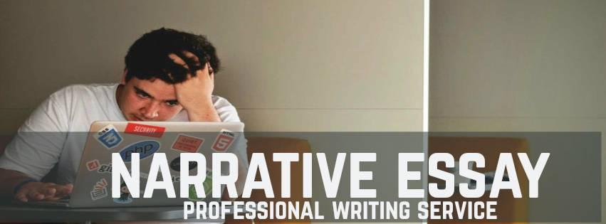Narrative Essay Writer Service
