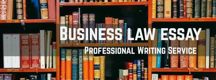 Business Law Essay